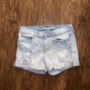 Old Navy Women's Ripped Jean Shorts